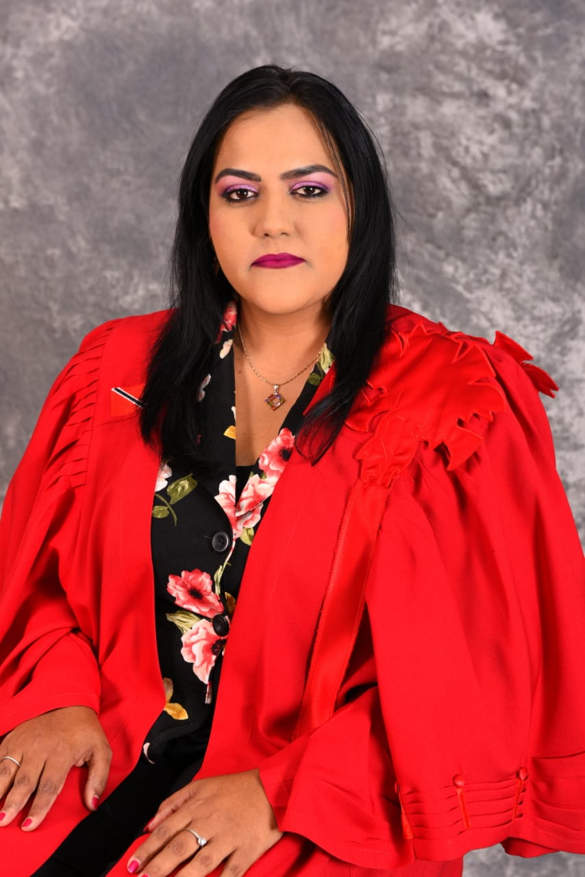 Ms. Nazia Mohammed (M.ed, B.ed)  English A